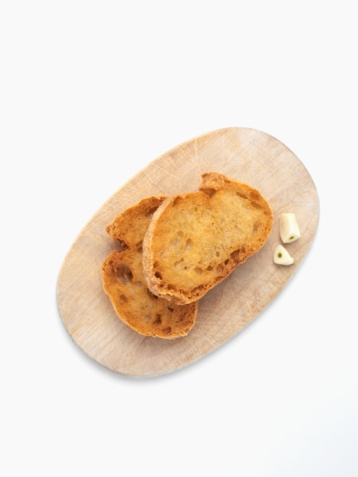 Super Side for Spaghetti: Anchovy Butter Cheese Toasts