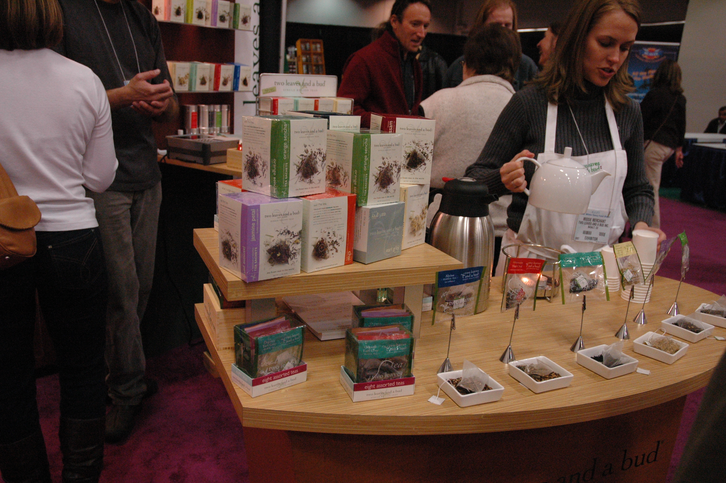 2007 Winter Fancy Food Show - Final Recap