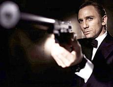 The True James Bond Martini