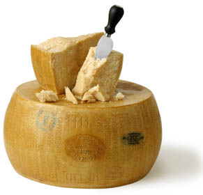 Reminder: Secret Ingredient - Parmesan Cheese