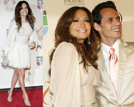 J-Lo and Marc Go As Twinsies on Red Carpet