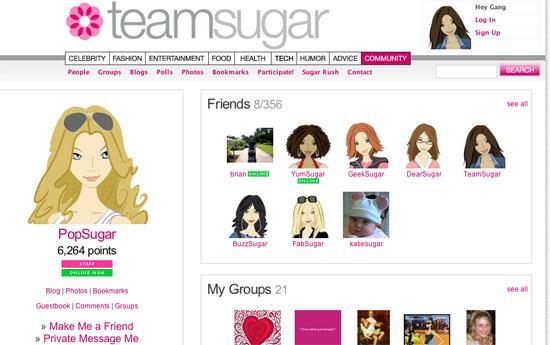 TeamSugar Has Had a Little Work Done