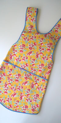 Off To Market: Apron