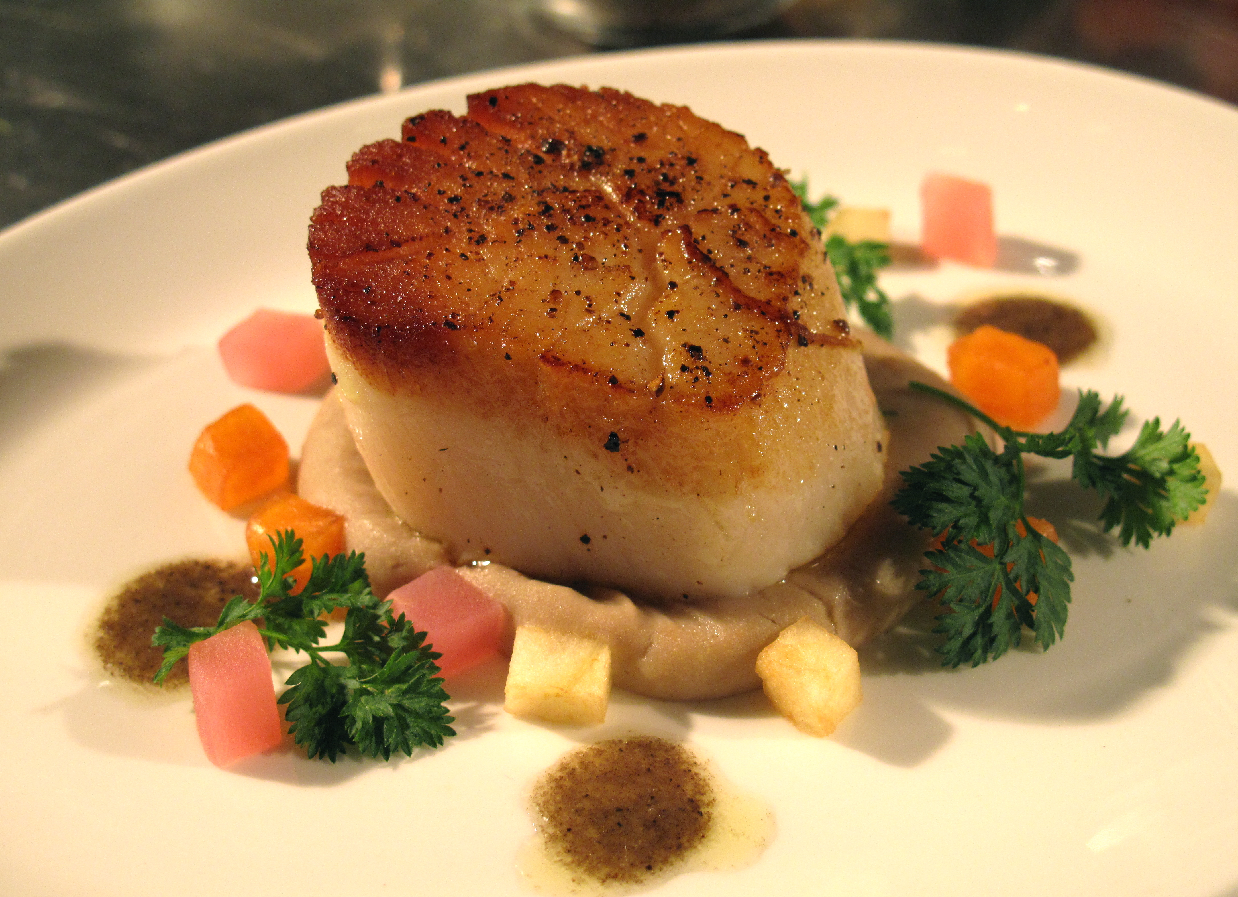 Dayboat Scallop