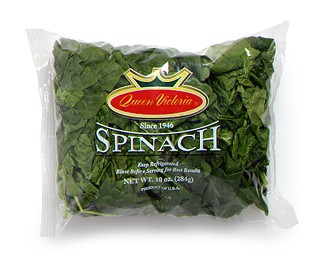 Spinach-Orzo Salad With Shrimp