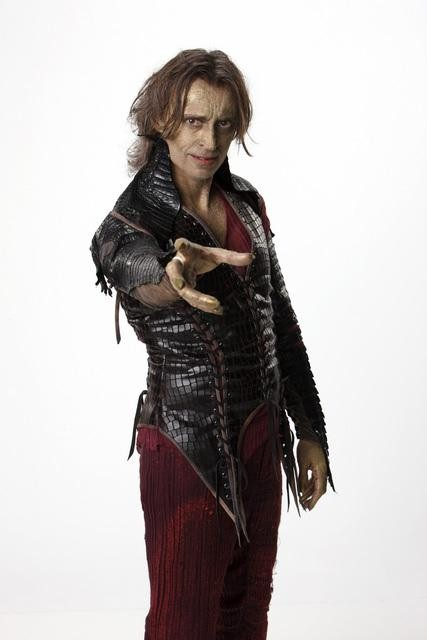 Robert Carlyle as Rumpelstiltskin / Mr. Gold on ABC&#039;s Once Upon a Time.</p> <p>Photo copyright 2011 ABC, Inc.