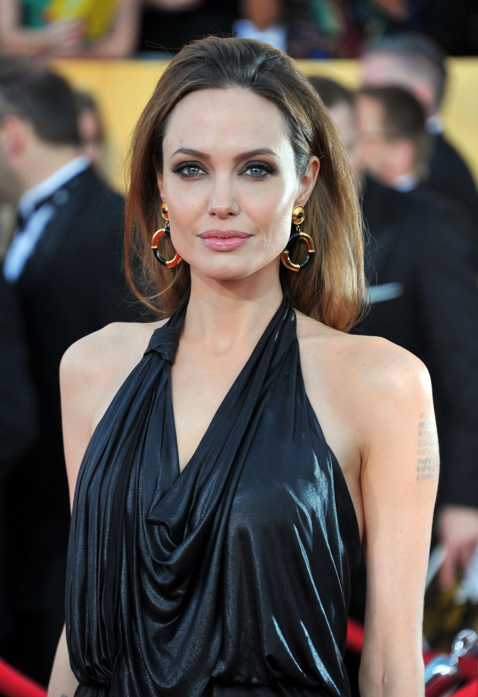 Angelina Jolie at the SAG Awards