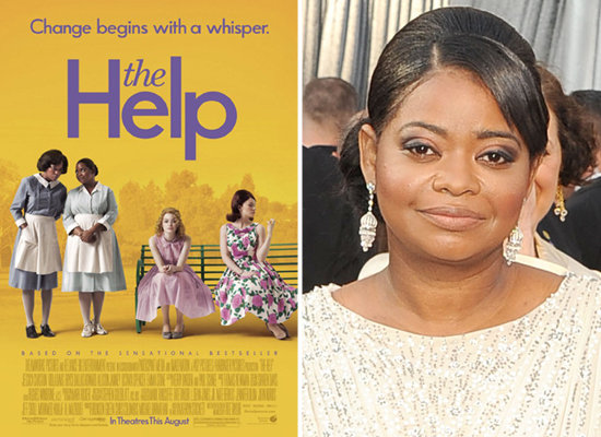 Octavia Spencer Wins Oscar Best Supporting Actress 2012 ... Images Of Octavia Spencer The Help