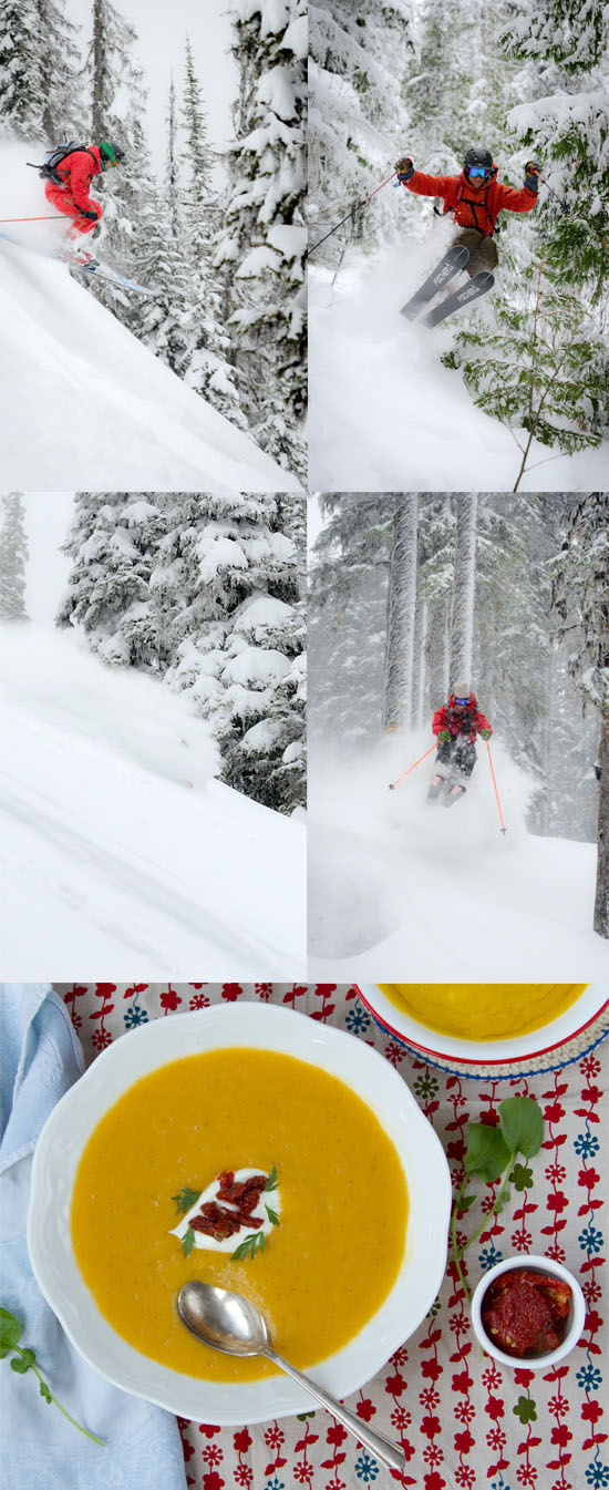 Skiing with Big Red Cats -- Photos Courtesy of Matt Small!