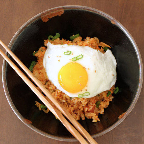 Kimchi Fried Rice Recipe | POPSUGAR Food