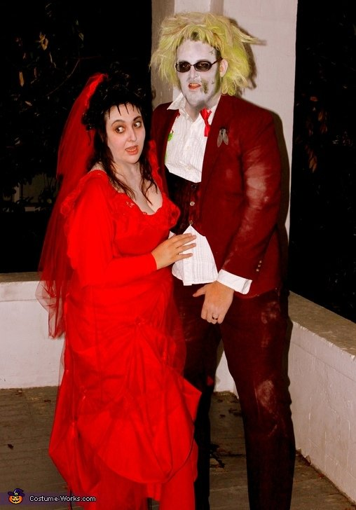 Beetlejuice and Lydia