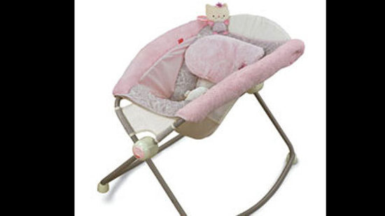Fisher-Price Issues Warning About Infant Sleepers
