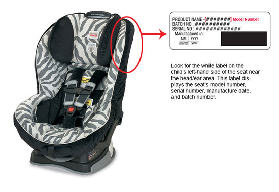 Huge Car Seat Safety Recall (PHOTOS)