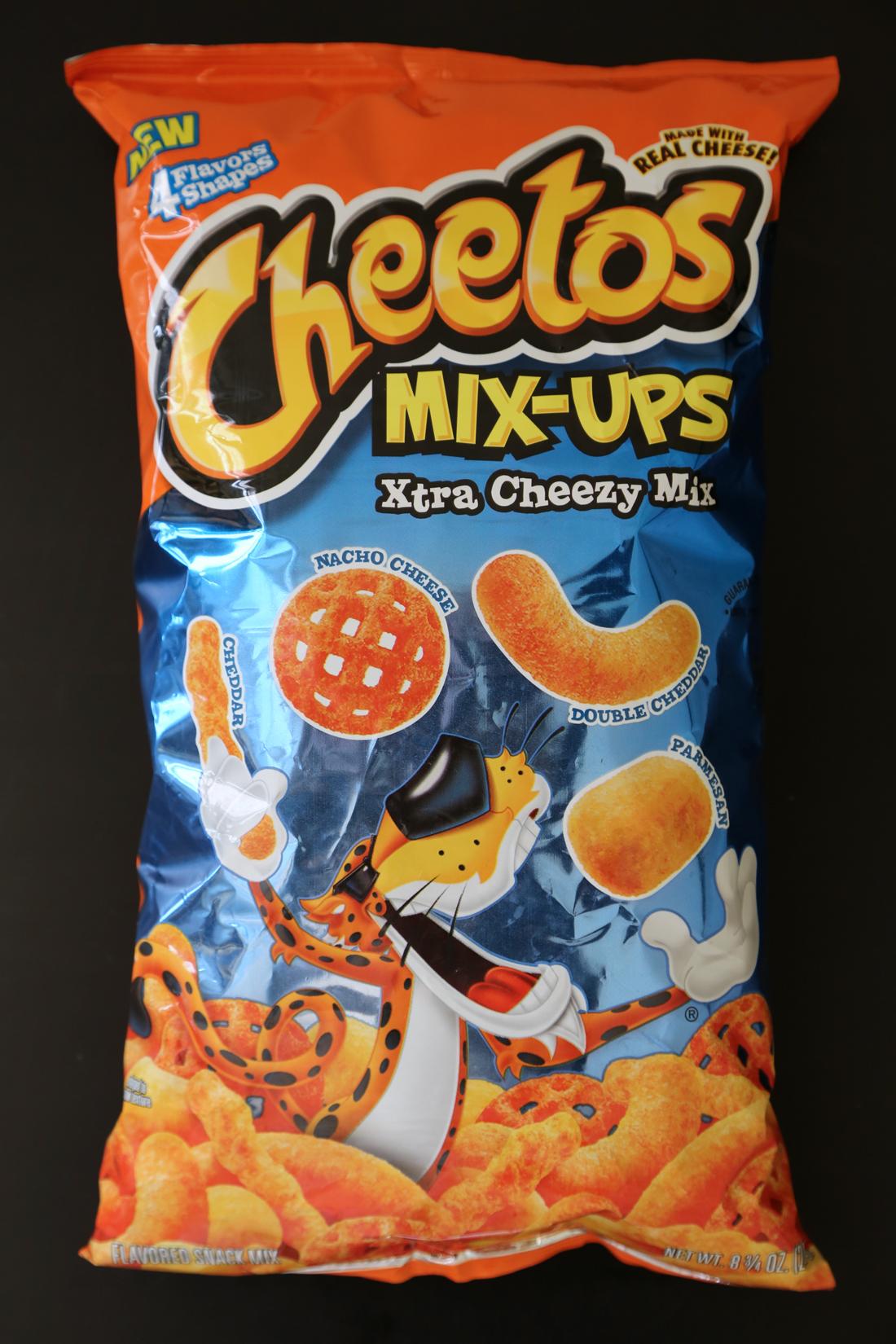 cheetos mixups review popsugar food