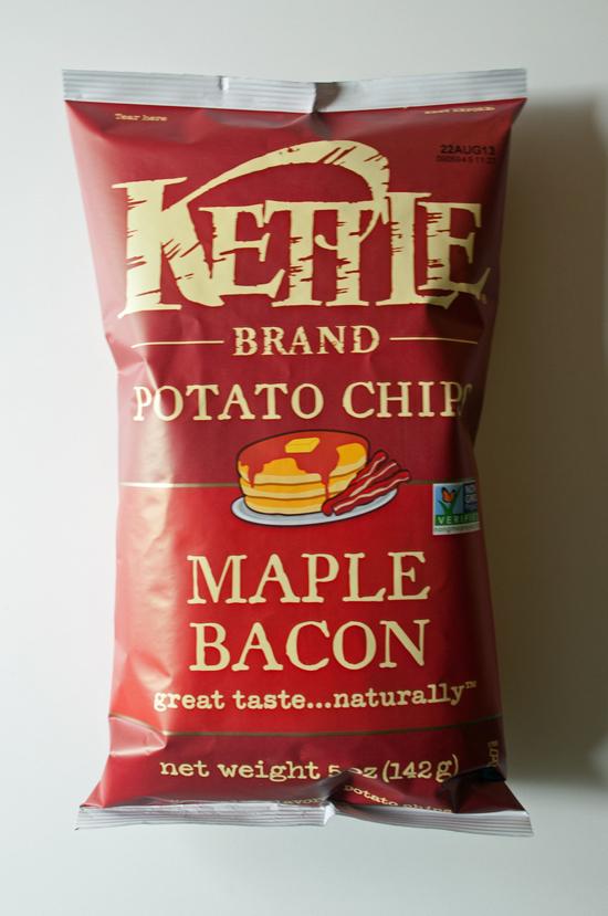 Maple Bacon Potato Chips Review | POPSUGAR Food