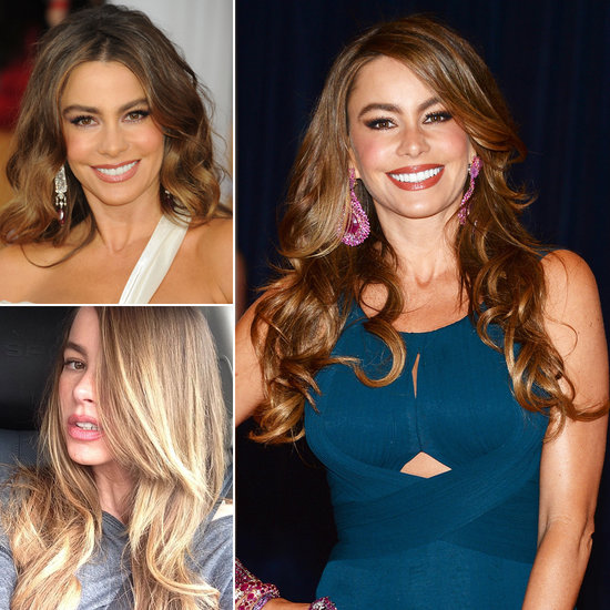 how to get sofia vergara hair color