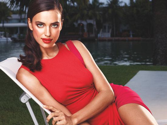 Avon Names Irina Shayk New Spokesperson