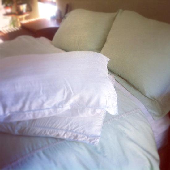 how to naturally whiten pillows popsugar smart living