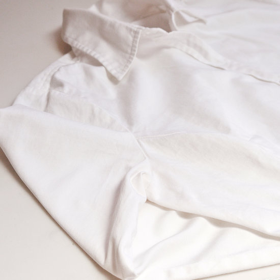 How to remove sweat stains popsugar smart living for Removing sweat stains from white shirts