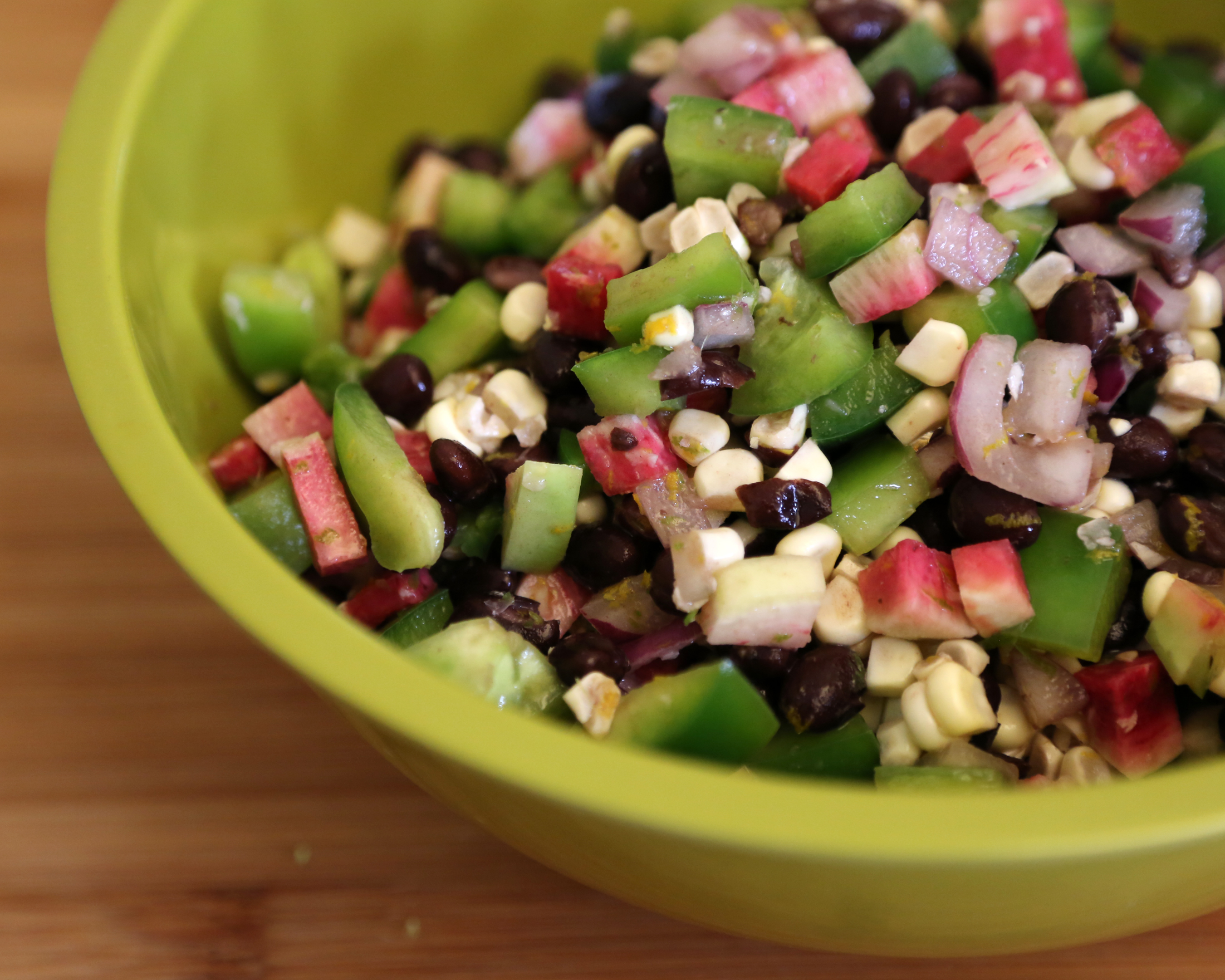recipe: summer bean salad recipes [27]