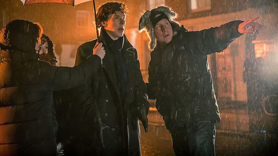 Sherlock season 3 air date in Melbourne