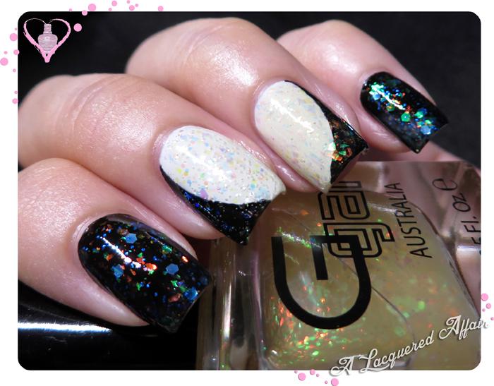 Opal-inspire Mani (Flakies)