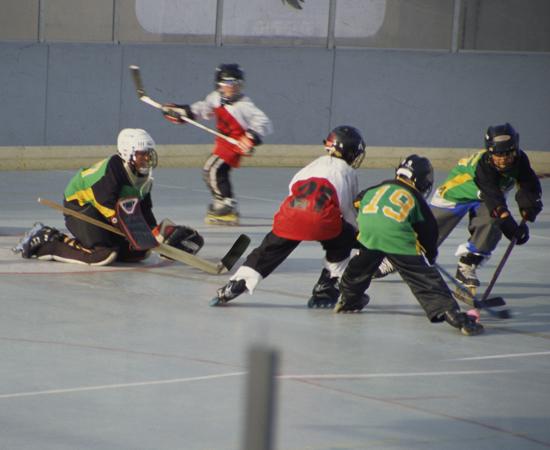 Kid Sport, Hockey