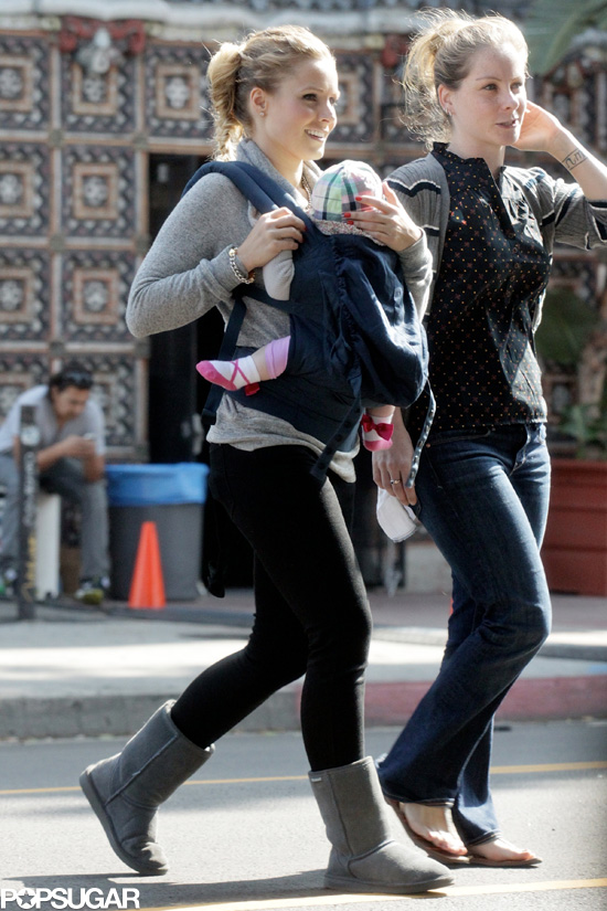 Dax Shepard And Kristen Bell Lincoln