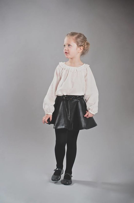 Leather Skirt For Kids Redskirtz