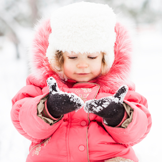 How To Protect Baby In Cold Weather Popsugar Family