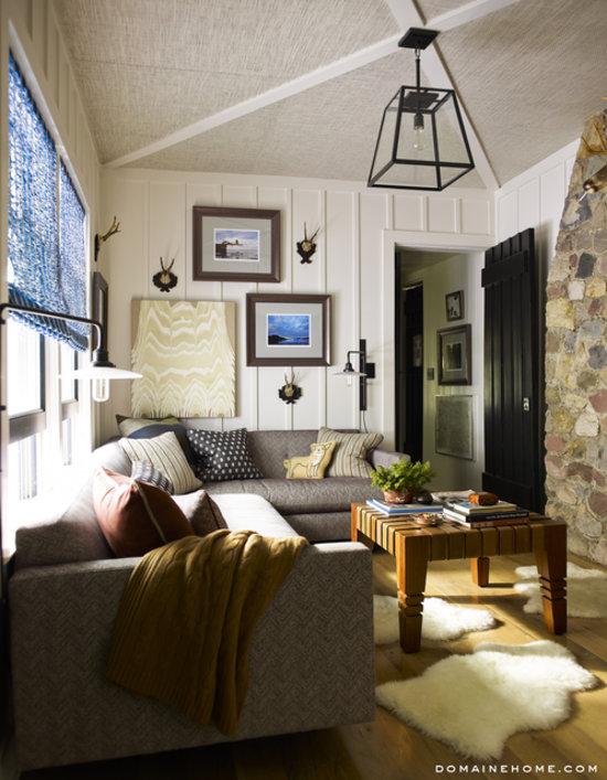thom filicia 39 s lake house pictures popsugar home. Black Bedroom Furniture Sets. Home Design Ideas