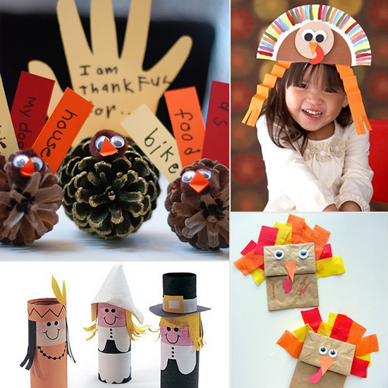 Creative Thanksgiving Ideas From Pinterest Popsugar Family
