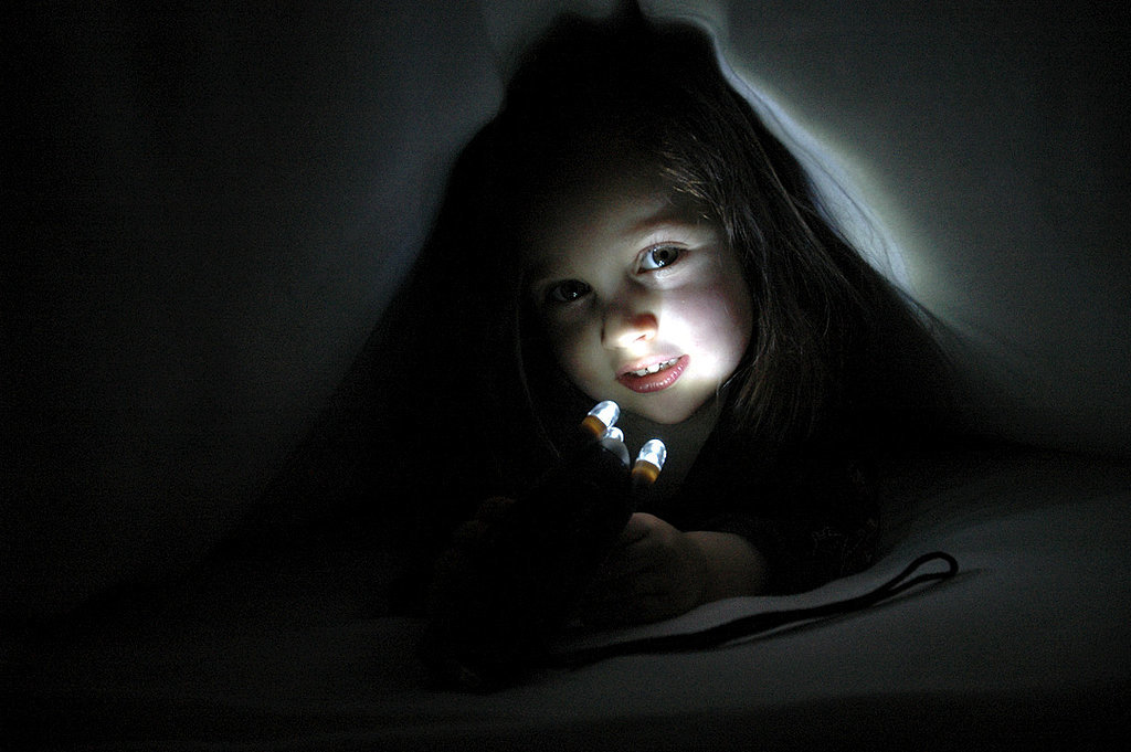 how to get kids to bed that are scared