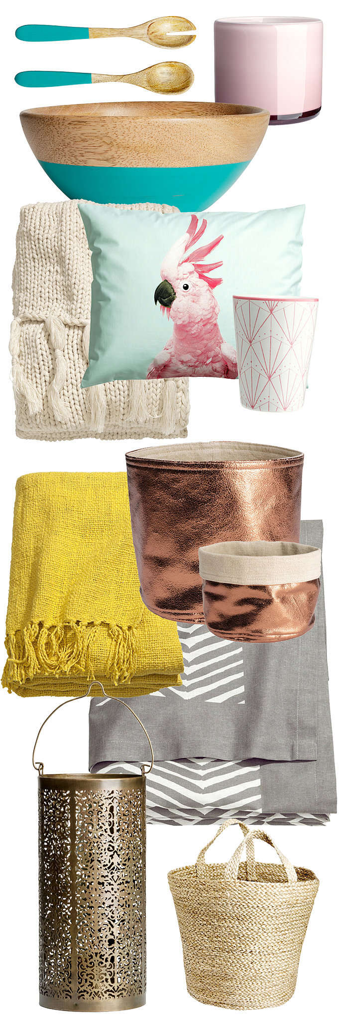 H&M's 2014 Spring Home Collection
