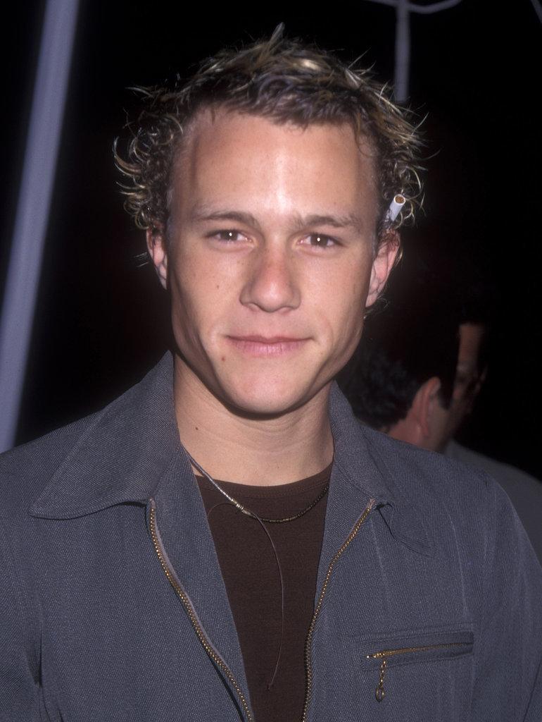 Heath Ledger Pictures | POPSUGAR Celebrity