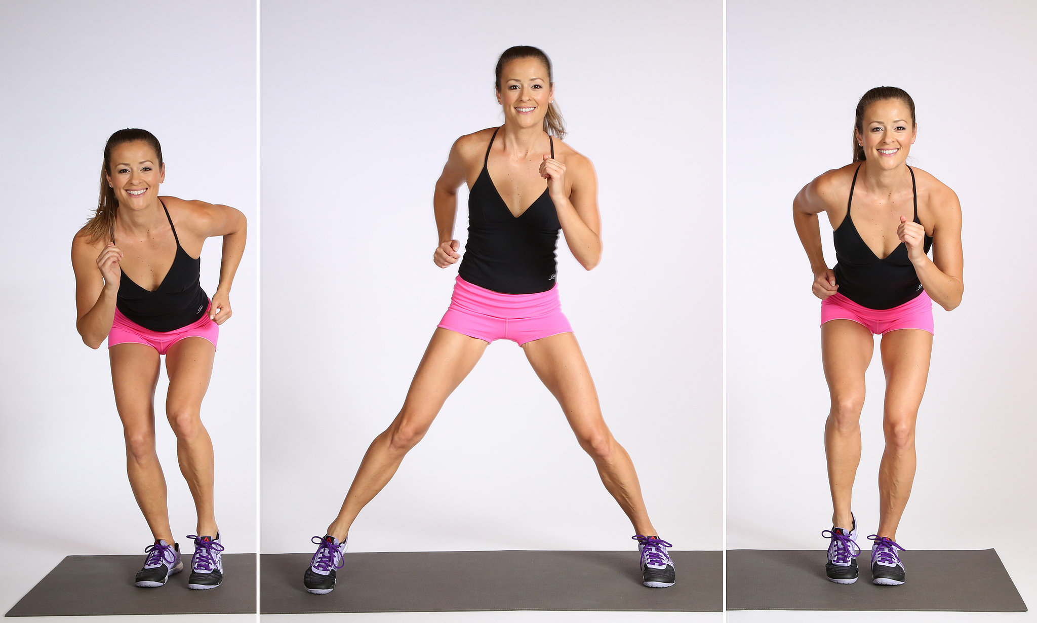 Lateral Step Up Exercise