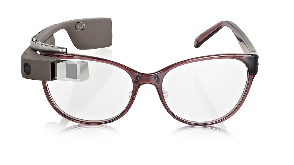 Google Glass DVF Collection | POPSUGAR Tech