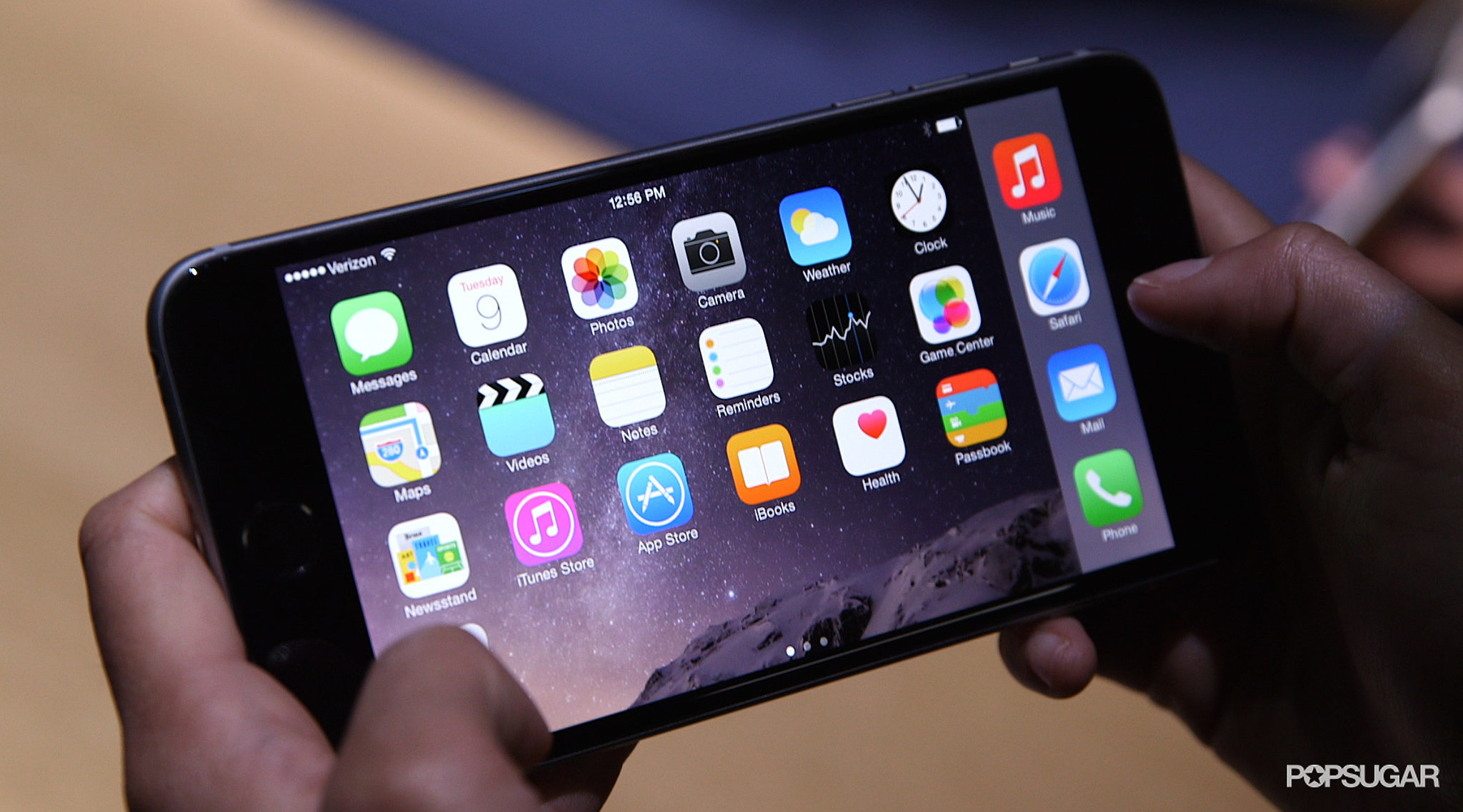 6 Plus On Iphone Stays Apple Screen: IPhone 6 Review