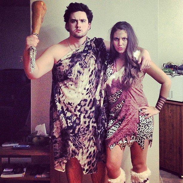 Caveman and Cavewoman