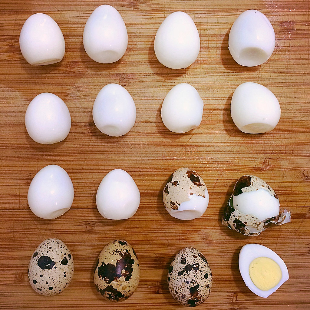 deviled quail eggs recipe popsugar food