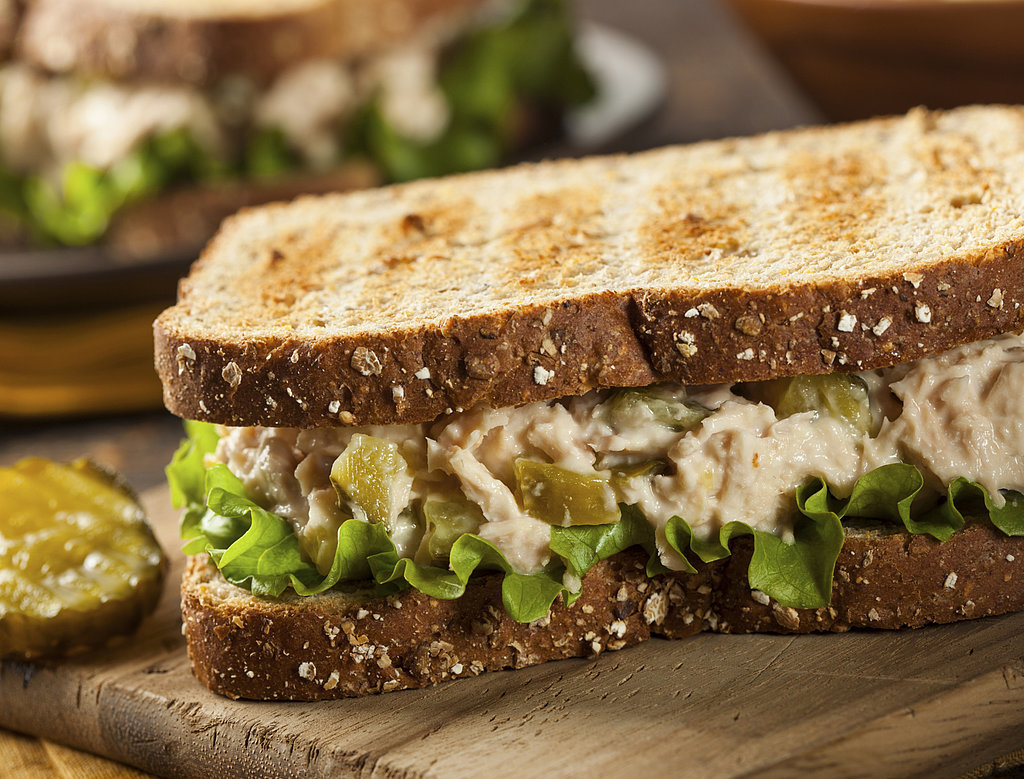Healthy and Easy Sandwiches | POPSUGAR Fitness