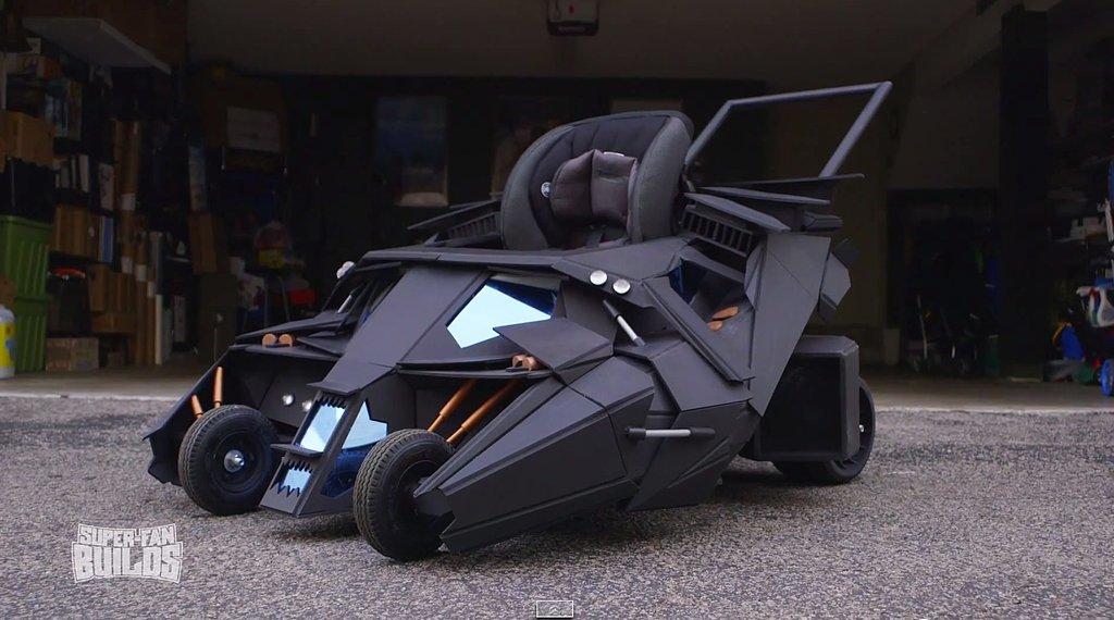 Batman Stroller Popsugar Moms
