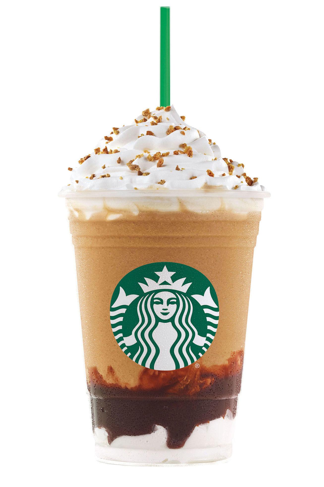 Frappe Glass Starbucks