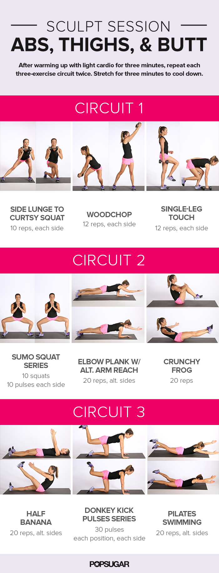 Exercises For Thighs And Butt 60