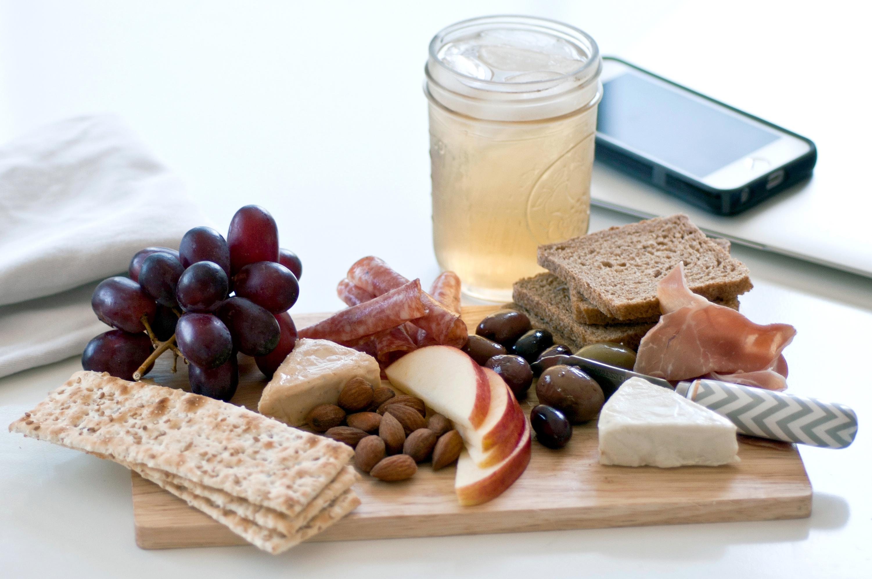 mini cheese platter popsugar food