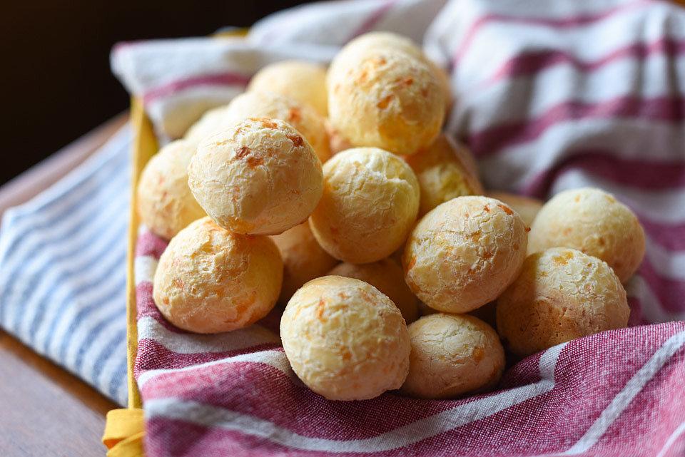 Brazilian Cheese Bread Pao de Queijo Recipe POPSUGAR Latina