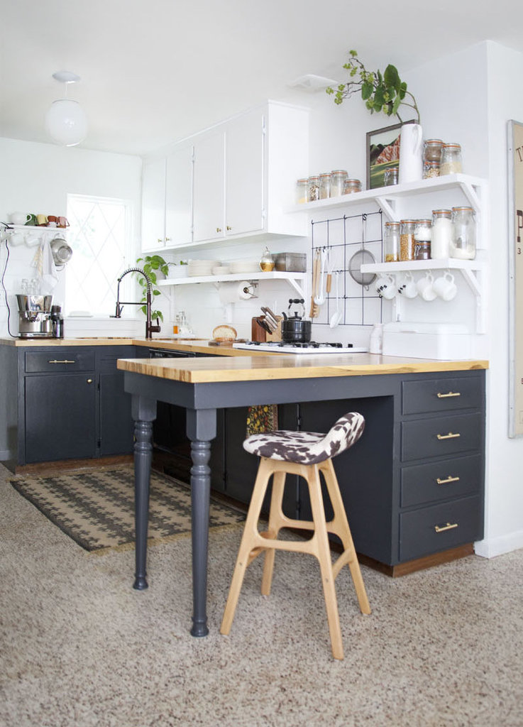 Small Kitchen Ideas | Photos | POPSUGAR Home on Small Kitchen Ideas  id=92119