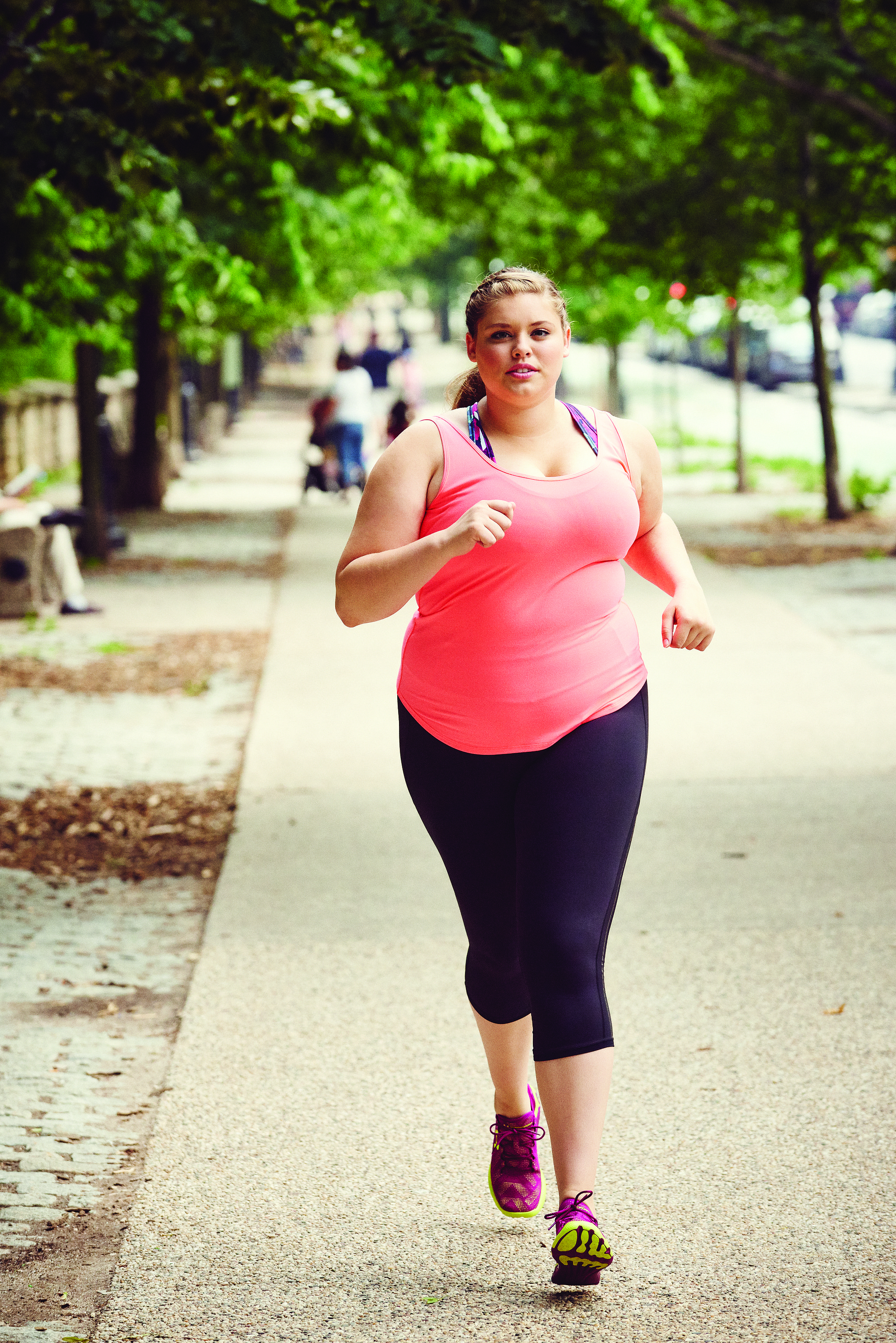 Being a Plus-Size Runner