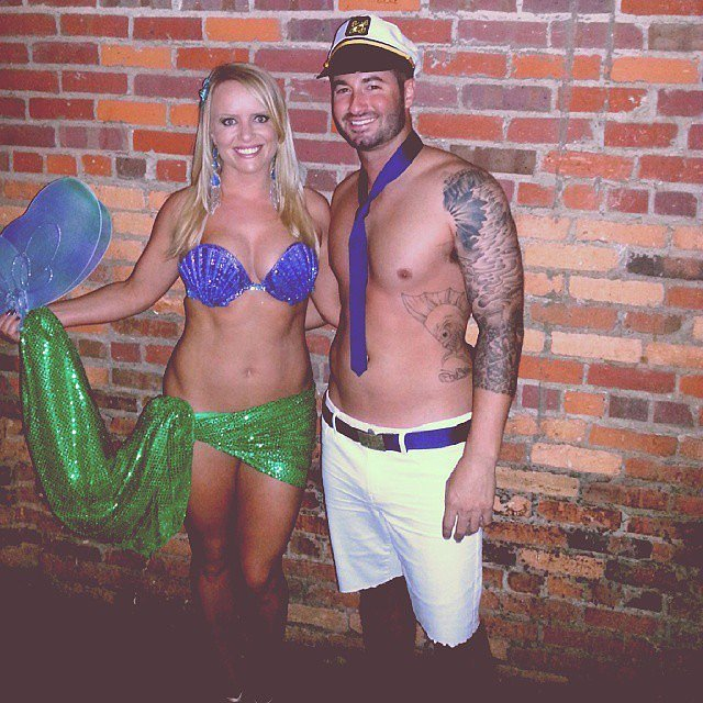 Mermaid and Sailor