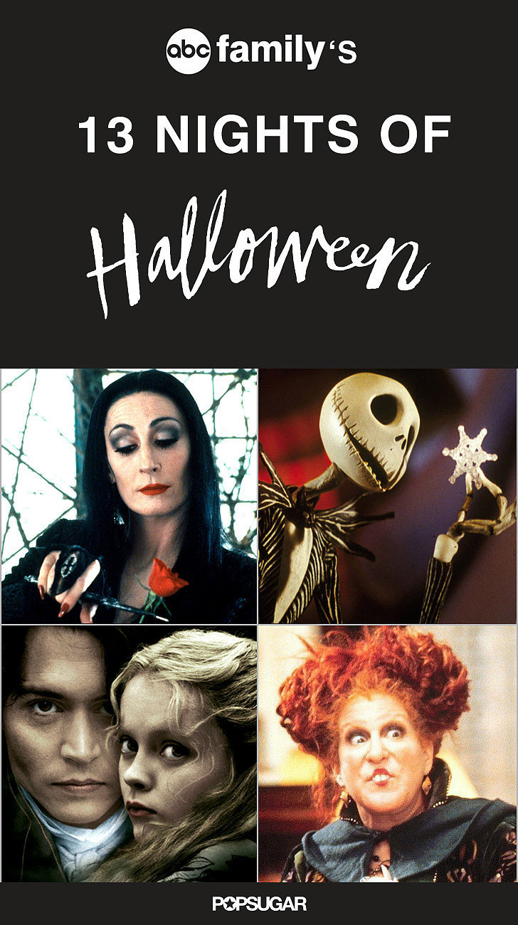 13 nights of halloween full lineup 2015 popsugar entertainment. Black Bedroom Furniture Sets. Home Design Ideas